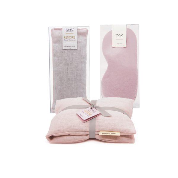 tonic blush pamper pack