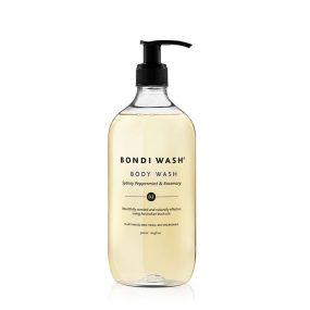 bondi wash sydney peppermint & rosemary body wash